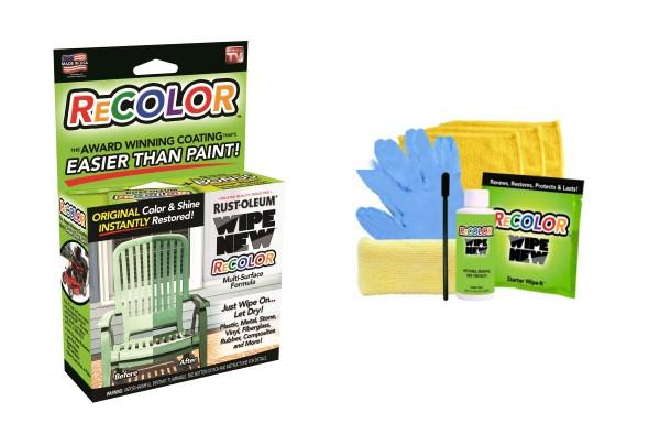 color brilliance clear shine instructions