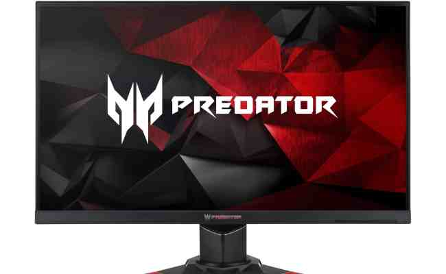 acer monitor er series instructions