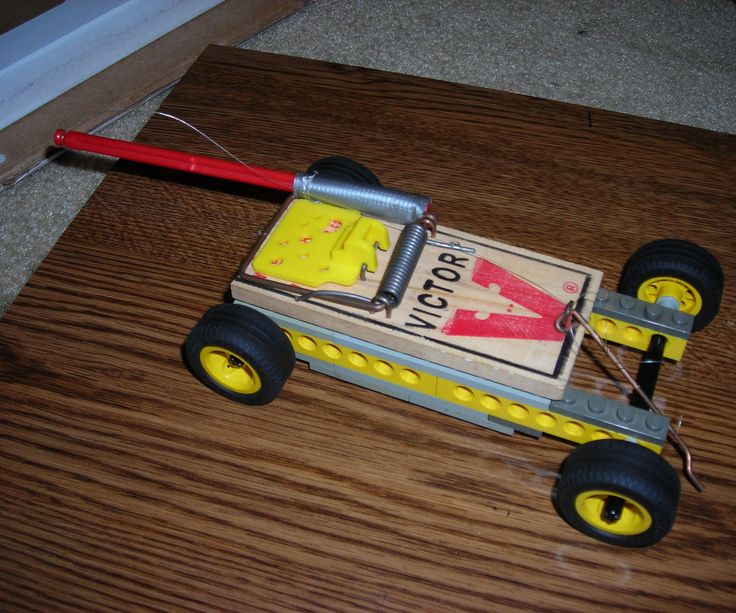 simple mouse trap instructions