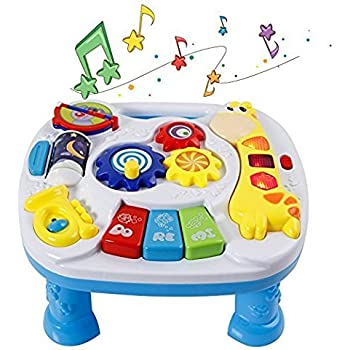 fisher price laugh and learn activity table instructions