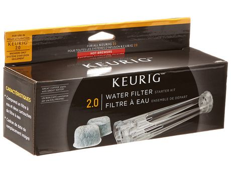 water filter instructions for keurig
