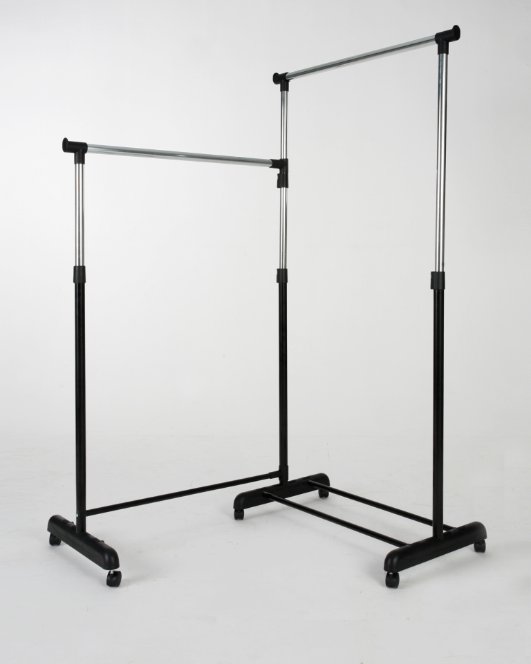 mainstays collapsible garment rack instructions