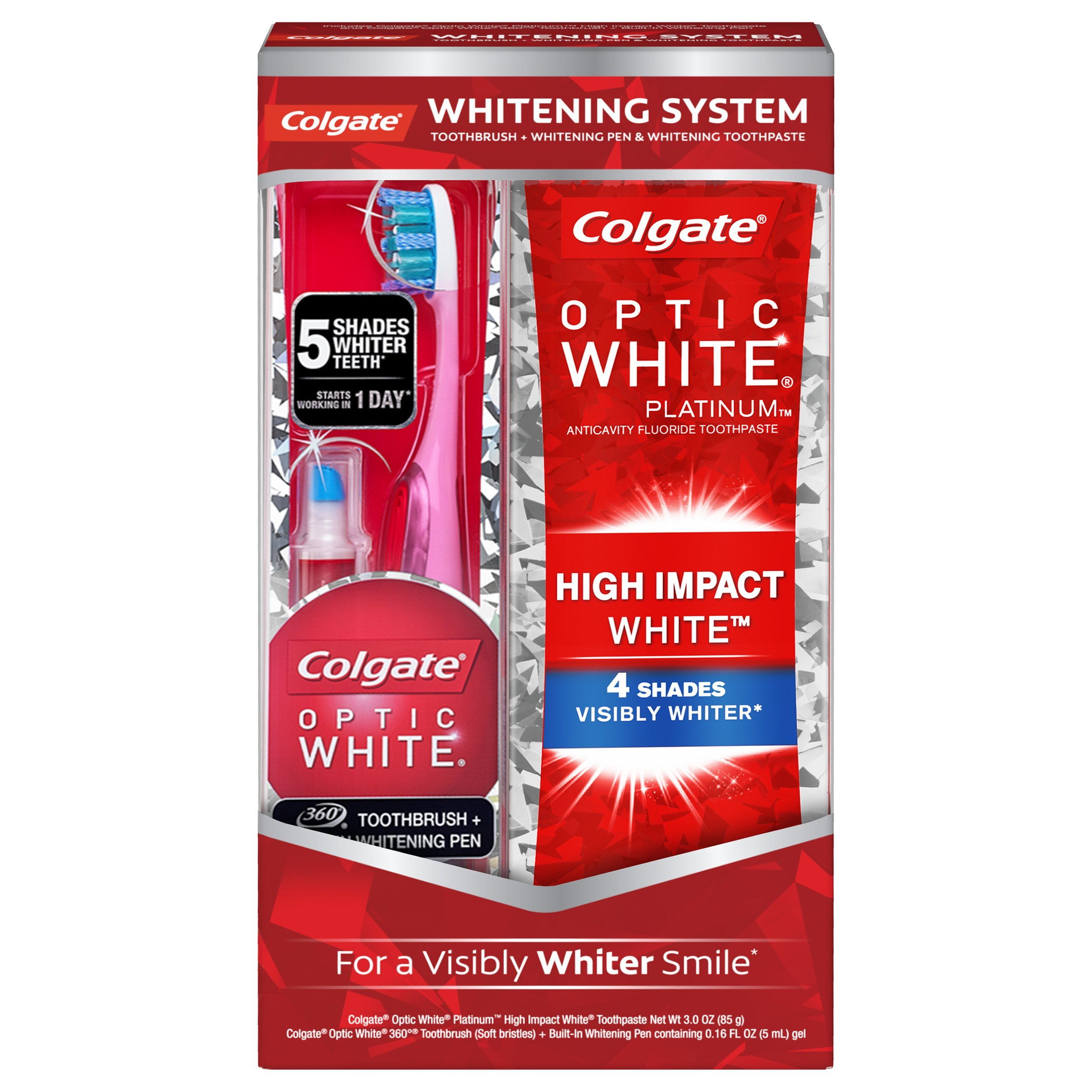 colgate toothbrush with whitening pen instructions