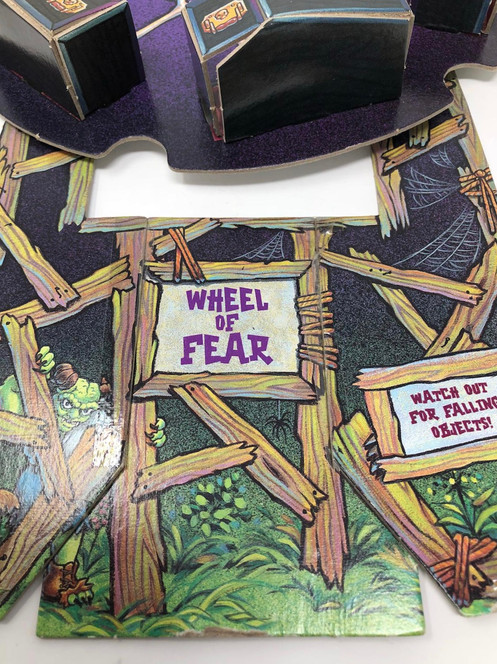 goosebumps one day at horrorland game instructions