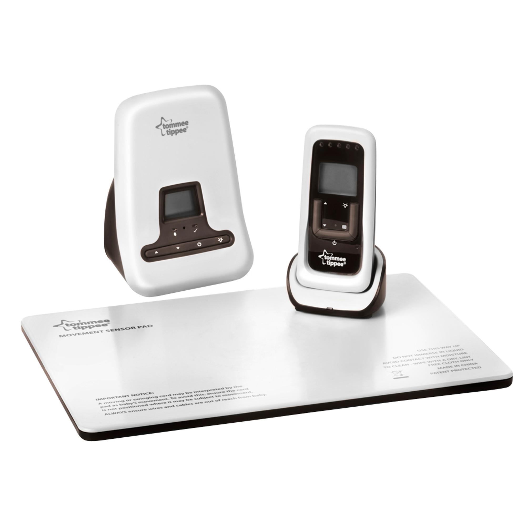 tommee tippee closer to nature video monitor instructions